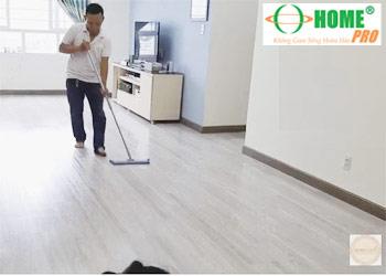 Phương pháp vệ sinh tường và trần nhà-homepro
