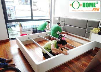 Bảng giá dịch vụ vệ sinh công trình sau xây dựng-homepro