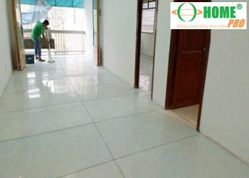 Bảng giá dịch vụ đánh bóng sàn đá Granite-homepro
