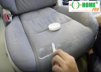 Bảng giá dịch vụ sửa chữa ghế da xe hơi (xe ô tô)-homepro