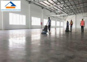 dịch vụ đánh bóng sàn bê tông-công-nghệ-làm-sạch