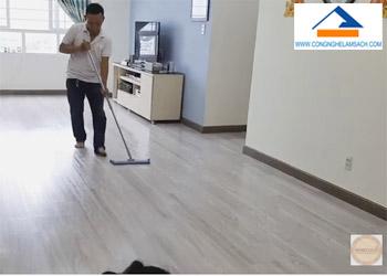 dịch vụ đánh bóng sàn gỗ công nghiệp-công-nghệ-làm-sạch