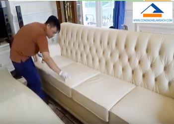 dịch vụ vệ sinh giặt ghế da salon ghế da sofa-công-nghệ-làm-sạch