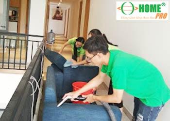 Dịch vụ giặt ghế Sofa, giặt ghế Salon-homepro