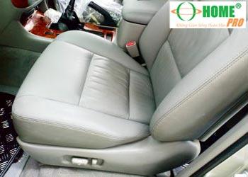 Dịch vụ nhuộm màu ghế da xe hơi (xe ô tô)-homepro