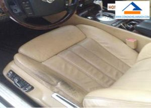 Dịch vụ sơn mới ghế da xe hơi (ô tô) ghế Sofa da