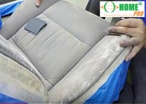 Dịch vụ sửa chữa, sơn ghế da xe hơi (ô tô) tại nhà-homepro