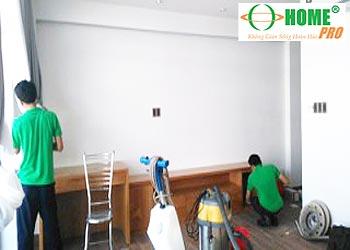 Dịch vụ tổng vệ sinh căn hộ chung cư sau xây dựng-homepro
