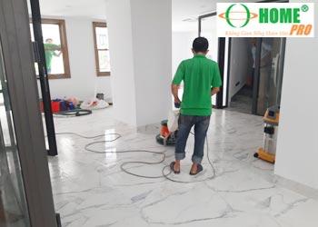 Dịch vụ vệ sinh công nghiệp chung cư sau xây dựng-homepro