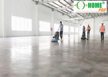 Dịch vụ vệ sinh nhà xưởng-homepro