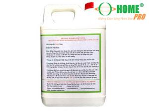 Hóa chất đánh bóng, phủ bóng sàn nhựa Vinyl-homepro