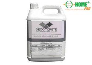 Hóa chất đánh bóng sàn (nền) Bê tông-homepro