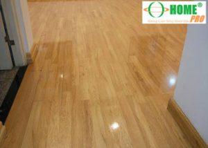 Dịch vụ đánh bóng sàn nhựa Vinyl tại Đồng Nai-homepro