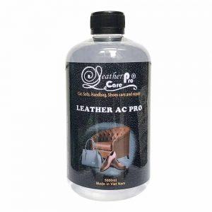 Dung môi làm sạch bề mặt ghế da trước khi sơn, và nhuộm_Leather AC Pro_1000x1000