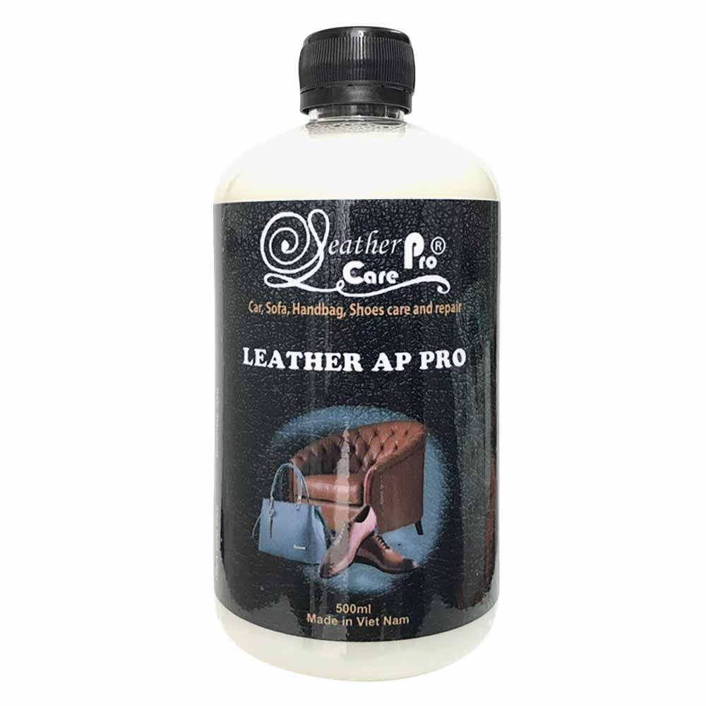 Keo sơn lót ghế Sofa da, ghế da xe ô tô, túi xách da – Leather AP Pro