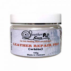 Keo trét sửa chữa vết nứt bề mặt ghế da, túi xách da - Leather Repair Pro (White)_Leather Repair Pro-white_1000x1000