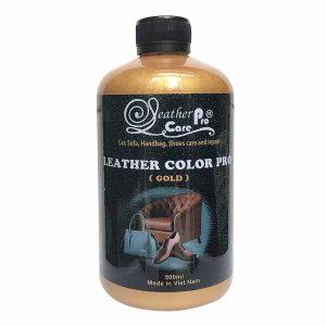 Màu sơn túi xách da, ghế da xe ô tô, ghế Sofa da cao cấp - Leather Color Pro (Gold)_Leather Color Pro_Gold_1000x1000
