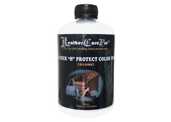 Keo bảo vệ màu sơn ghế Sofa da - Leather H Protect Color Pro (Gloss- hệ bóng)-Leather H Protect Color Pro_350x250