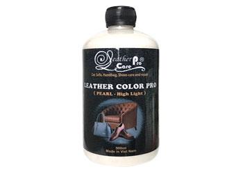 Màu sơn chuyên dụng dành cho ghế da xe hơi - Leather Color Pro (Pearl - High Light)_Pearl_High Light_350x250