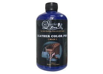 Màu sơn ghế da ô tô, xe hơi - Leather Color Pro (Blue)_Leather Color Pro_Blue_350x250