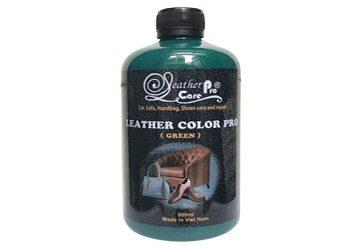 Màu sơn ghế da xe hơi, xe ô tô cao cấp - Leather Color Pro (Green)_Leather Color Pro_Green_350x250