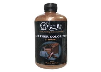 Màu sơn ghế da xe ô tô cao cấp - Leather Color Pro (Copper Emulsion)_Copper Emulsion_350x250