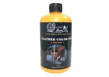 Màu sơn ghế da xe ô tô, ghế da xe hơi - Leather Color Pro (Yellow)-Leather Color Pro_Yellow_350x250