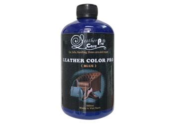 Màu sơn ghế Salon da - Leather Color Pro (Blue) _Leather Color Pro_Blue_350x250