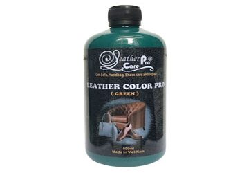 Màu sơn ghế Sofa da cao cấp, ghế Salon da cao cấp - Leather Color Pro (Green)_Leather Color Pro_Green_350x250