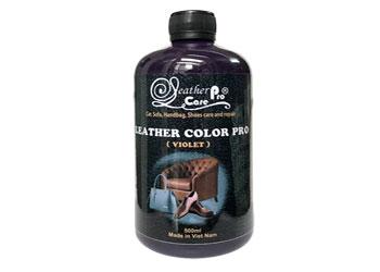 Màu sơn ghế Sofa da - Leather Color Pro (Violet)_Leather Color Pro_Violet_350x250