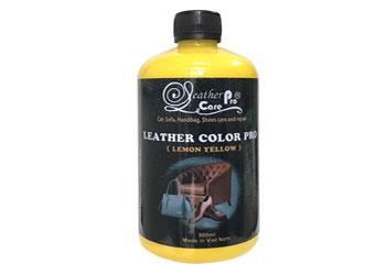 Màu sơn giày da nam - Leather Color Pro (Lemon Yellow)-Leather Color Pro_Lemon Yellow_350x250