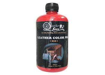 Màu sơn giày dép nam, nữ - Leather Color Pro (Red)_Leather Color Pro_Red_350x250