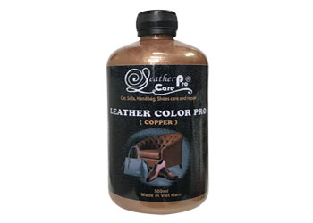 Màu sơn giày thể thao - Leather Color Pro (Copper Emulsion)_Copper Emulsion_350x250