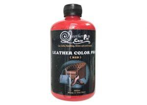 Màu sơn túi xách da cao cấp - Leather Color Pro (Red)_Leather Color Pro_Red_350x250