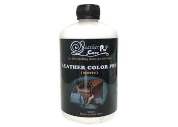 Màu sơn túi xách da_Leather Color Pro_White_350x250